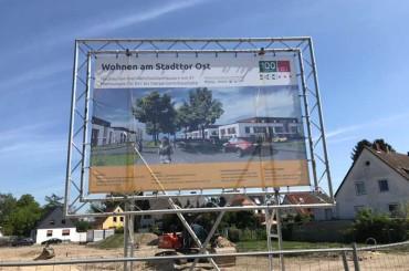 """Erschließung Wohngebiet """"Stadttor Ost"""" Hamm"""